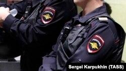 Полицейские (архивное фото)