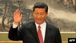 Кытай компартиясынын жаңы лидери Си Цзинпин