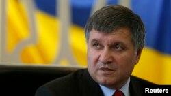 Арсен Аваков, в. о.міністра внутрішніх справ України