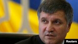 Арсен Аваков, министр внутренних дел Украины.