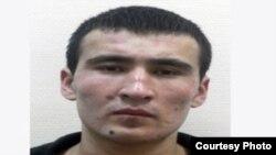 Ўзбекистон фуқароси Рустам Нурматов.