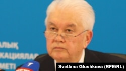 Куандык Турганкулов, председатель Центральной избирательной комиссии Казахстана.