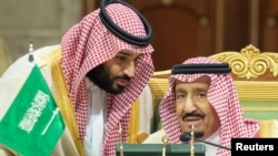 Mbreti i Arabisë Saudite, Muhammed bin Salman