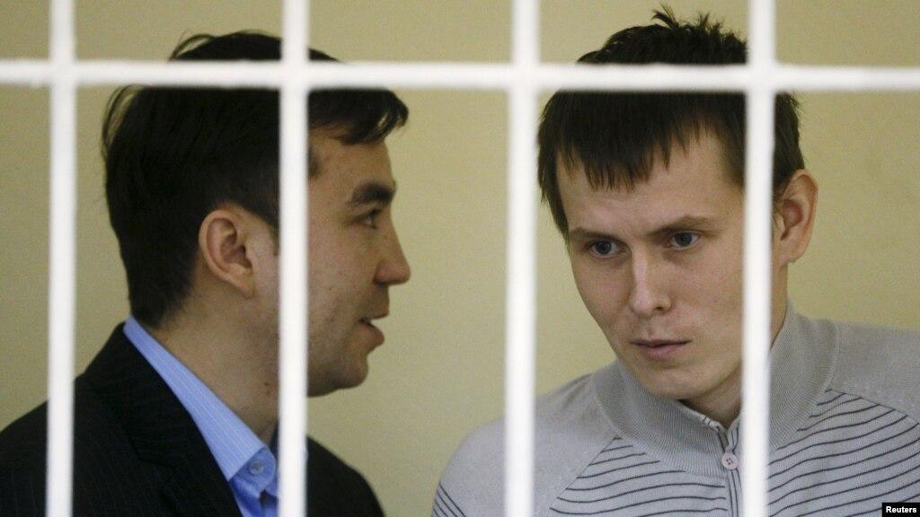 УКиєві почалося засідання суду усправі Єрофєєва і Александрова