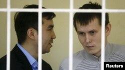 Олександр Александров (п) і Євген Єрофеєв (архівне фото)