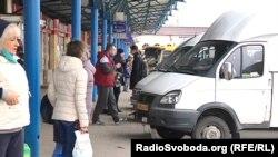 Громадський транспорт у Донецьку теж працює як зазвичай