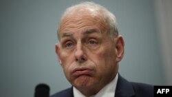 Министр внутренней безопасности США Джон Келли.