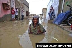 پوهان وايي په پاکستان کې د اب و هوا بدلون اثرات جوت شوي