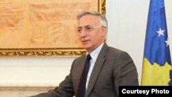 Kryetari i Kuvendit të Kosovës, Jakup Krasniqi