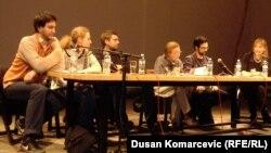 Debata o novoj levici u Beogradu
