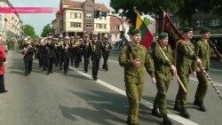 Побач зь Беларусьсю праходзяць вучэньні НАТО «Удар мяча»