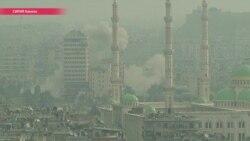 Сирийские правительственные войска продолжают наступление