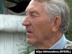 Алматы облысындағы аңшылық шаруашылықтың басшысы Василий Мартынов.