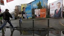 Campania electorală de la alegerile din 2009 din România