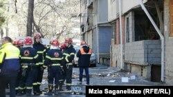 დიღმის მასივში მდებარე საცხოვრებელ სახლში აფეთქება 7 აპრილს მოხდა