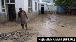 ارشیف، افغانستان کې راغلي سیلابونه ګڼ زیانونه اړولي دي