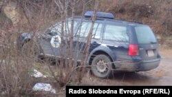 Pranë vendit ku është vrarë Dimitrije Janiqijeviq