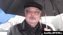 Марат Колшәрипов Фәнзил Әхмәтшин турында