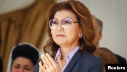 Дариға Назарбаева, Қазақстан парламенті сенатының депутаты.