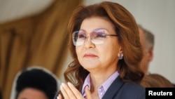 Дарига Назарбаева, старшая дочь президента Казахстана Нурсултана Назарбаева.
