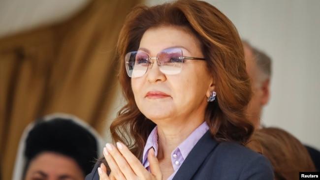 Дариға Назарбаеваның саяси мансабы