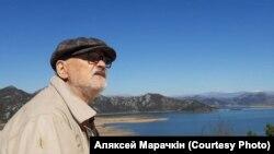 Беларускі мастак Аляксей Марачкін