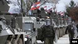NATO vojnici na Kosovu, arhiva