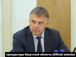 Мэр Ангарска Сергей Петров