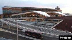 Международный Аэропорт «Звартноц» (Ереван)