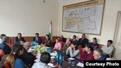 Встречи Рабочей группы по продвижению ратификации Факультативного протокола к Конвенции ООН против пыток. Фото notorturetj.org