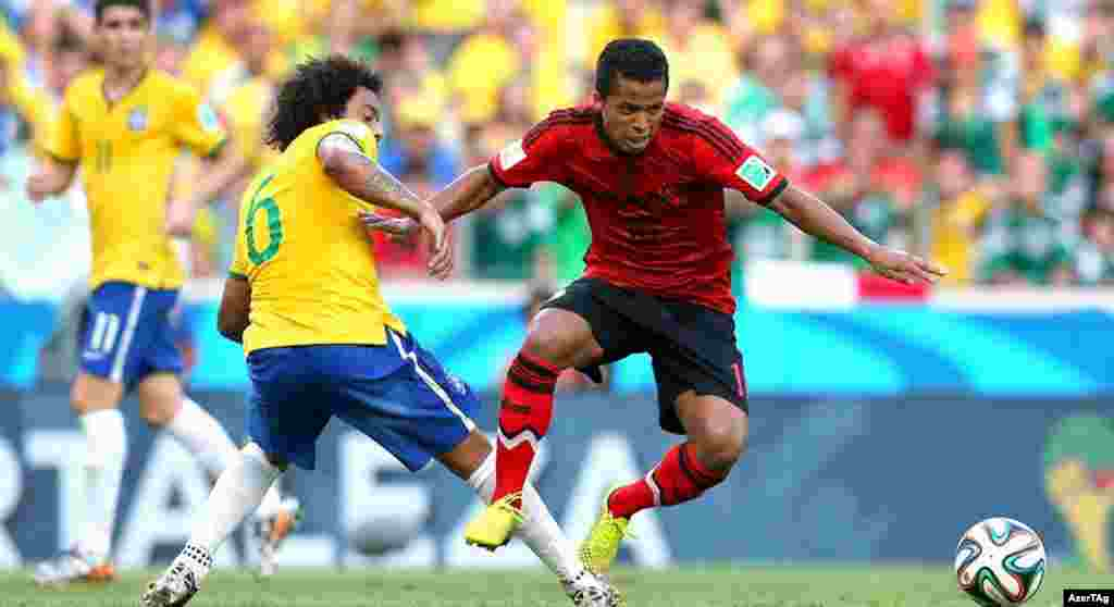 Braziliya-Meksika - 0:0