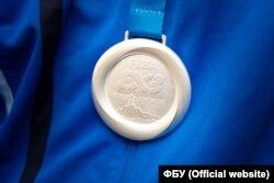 Срібна нагорода світової першості U23 з баскетболу 3х3