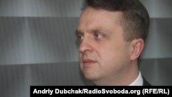 Керівник управління масових заходів департаменту громадської безпеки МВС України Олег Матвійцов.