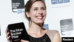 Элеанор Кэттон - писательница из Новой Зеландии - лауреат Букеровской премии 2013 года.