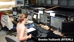 Srbija je, prema izveštaju Reportera bez granica, od 2017. do 2018. godine pala za 10 mesta u stepenu medijskih sloboda (Foto: studio RTK)