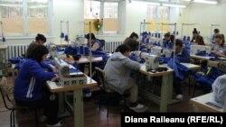 Atelier de croitorie deschis cu fonduri europene în satul Ustia, Dubăsari.