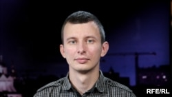 Ruslan Leviev is the founder of Conflict Intelligence Team, a Russian blogging group. (file photo)