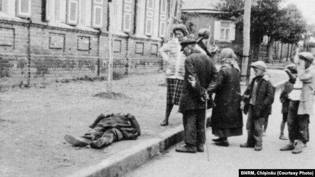 Holodomorul în Ucraina (Harkov, 1933)