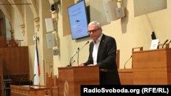 Давид Смойляк, член Комитета по вопросам образования, культуры и прав человека