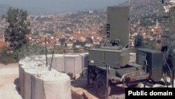 Радіолокаійна станція контрбатарейної боротьби AN/TPQ-36 виробництва США