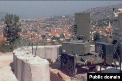 Рухома радіолокаційна станція контрбатарейної дії Q36