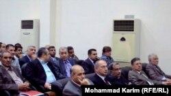 ندوة فحص واردات العراق