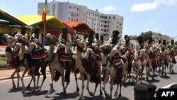 Мали армиясынын парады. 22-сентябрь, 2010-жыл.