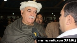 د پښتونخوا ملي عوامي پارټۍ مشر محمود خان اڅکزی