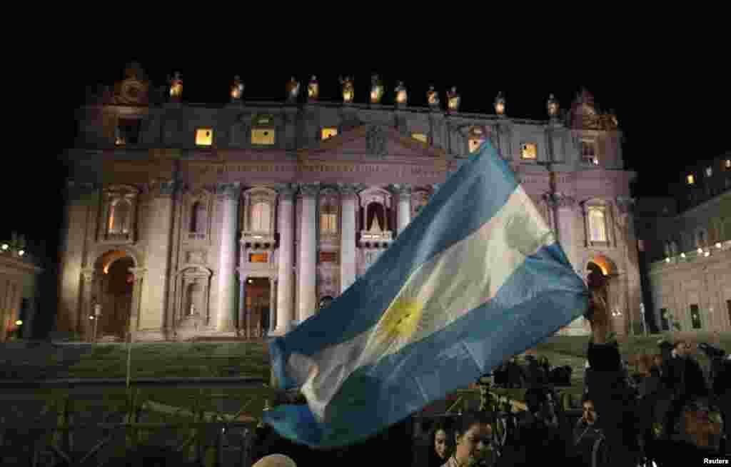 Ватикан, 13 марта 2013 г.