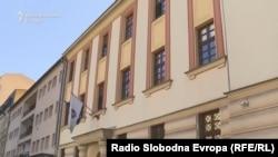 Zgrada Suda i Tužilaštva Kantona Sarajevo