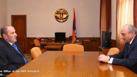 Фотография - пресс-службы президента Нагорного Карабаха