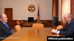 Լուսանկարը՝ Լեռնային Ղարաբաղի պաշտոնական կայքէջի