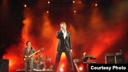 Англискиот рок бенд Дјуран Дјуран.