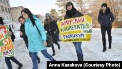 Три группы студентов АКТ не смогут получить дипломы